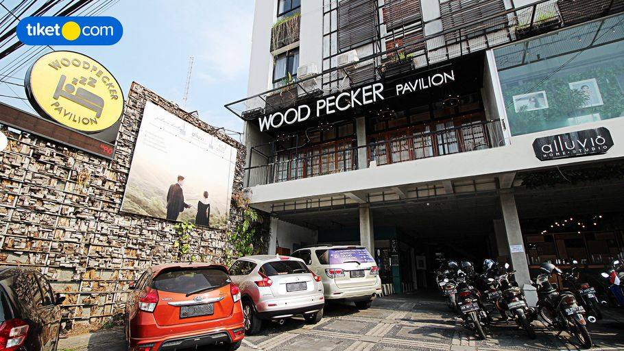 Woodpecker Pavilion Hotel, Sleman