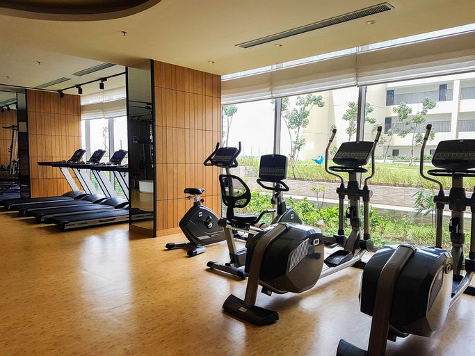 Exclusive 1BR at The Branz Apartment near Shopping Mall By Travelio, Tangerang Selatan