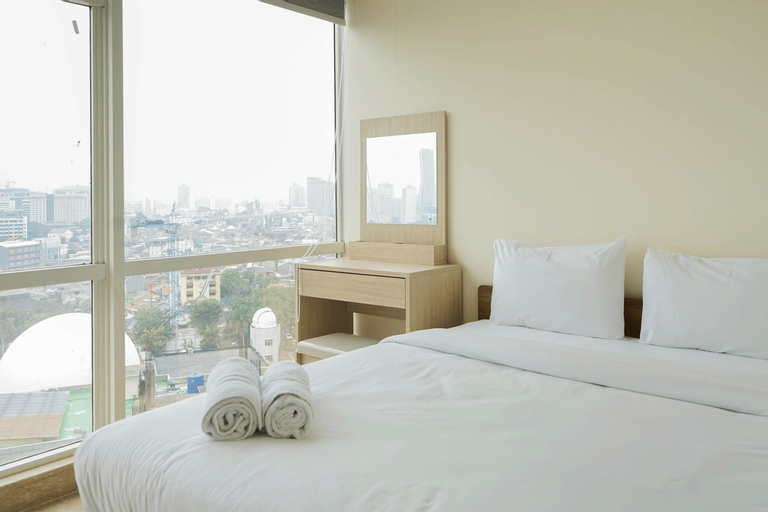 Exclusive 2BR Menteng Park Apartment with Private Lift By Travelio, Jakarta Pusat