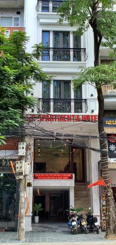 Gold Apartment, Ngô Quyền