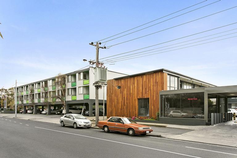 Melbourne's Princes Park Motor Inn, Moreland - Brunswick