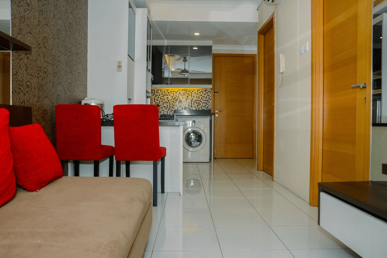 Comfortable 2BR Signature Park Tebet Apartment By Travelio (permanently closed), East Jakarta