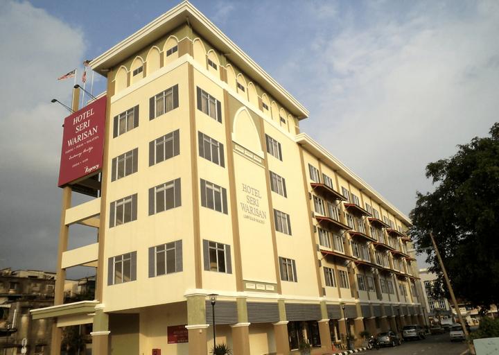 The Regency Hotel Seri Warisan, Larut and Matang