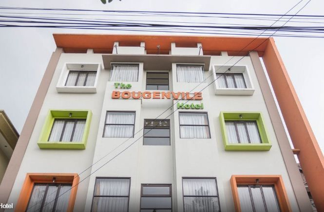 The Bougenvile Hotel, Bandung