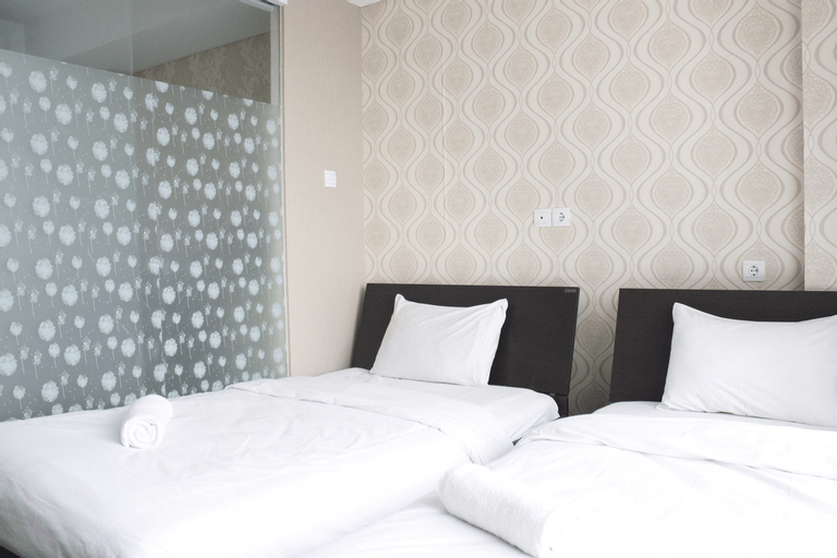 Stylish 1BR near ITB University at Dago Suites Apartment By Travelio, Bandung
