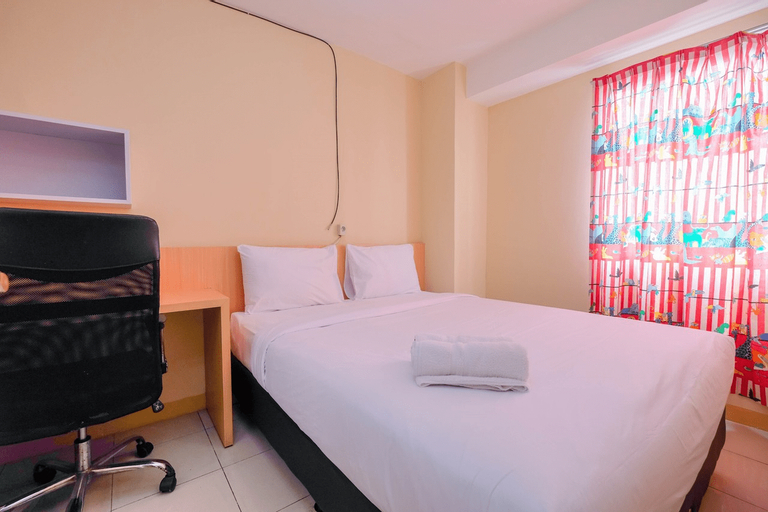 Big and Cozy 3BR Apartment Green Palace Kalibata By Travelio, Jakarta Selatan