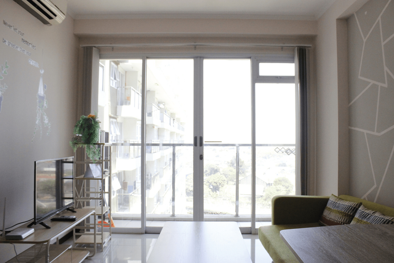 Spacious and Well Appointed 2BR @ Gateway Pasteur Apartment By Travelio, Cimahi