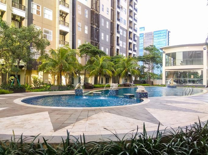 2BR Apartment at Silkwood Residence near Gading Serpong By Travelio, Tangerang