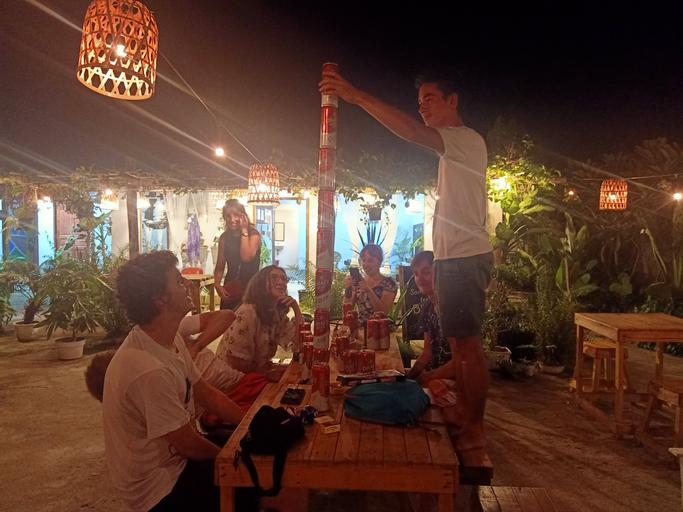 Beanbag Bintan Backpacker, Bintan Regency