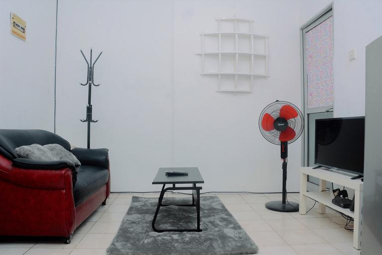 Comfortable 2BR Apartment at Mediterania Gajah Mada By Travelio, Jakarta Barat