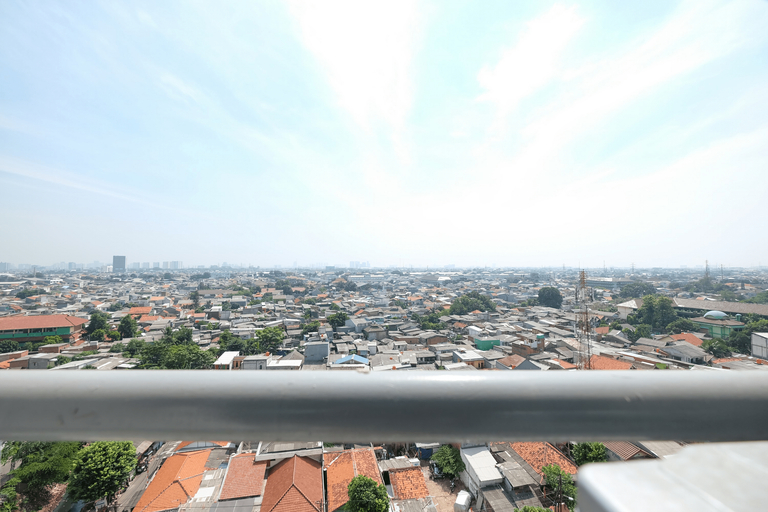 Compact 2BR Bassura City Apartment near Jatinegara By Travelio, East Jakarta