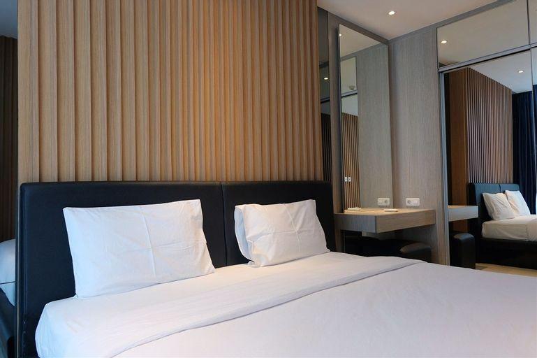 Chic 1BR Brooklyn Apartment near IKEA Alam Sutera By Travelio, Tangerang Selatan