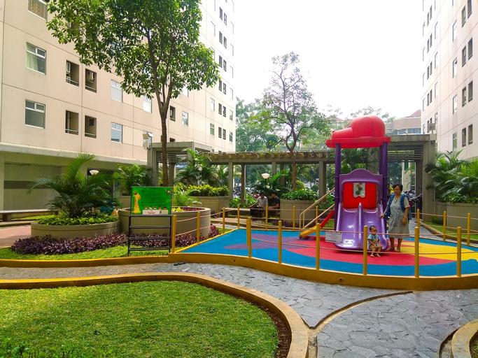 Strategic 2BR at Kalibata City Apartment By Travelio, South Jakarta