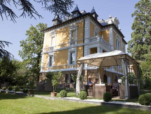 Villa Helvetia, Bolzano