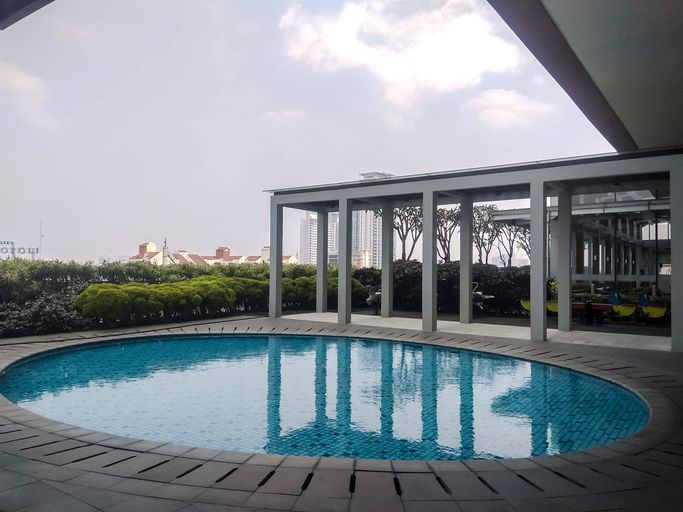 Best View 1BR at Kemang Mansion Apartment By Travelio, Jakarta Selatan