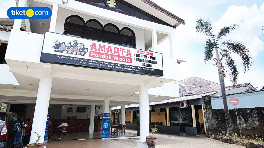 Hotel Amarta, Sleman