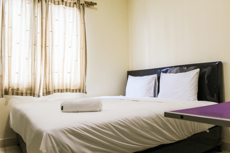 Strategic and Comfy 2BR City Home MOI Apartment By Travelio, Jakarta Utara