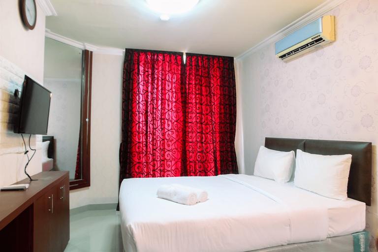 Relaxing Studio Apartment at Mangga Dua Residence By Travelio, Jakarta Pusat