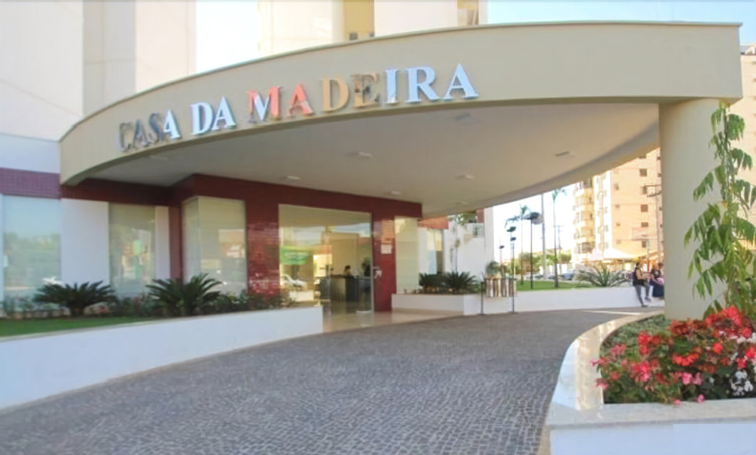 Casa da Madeira - Achei Férias, Caldas Novas