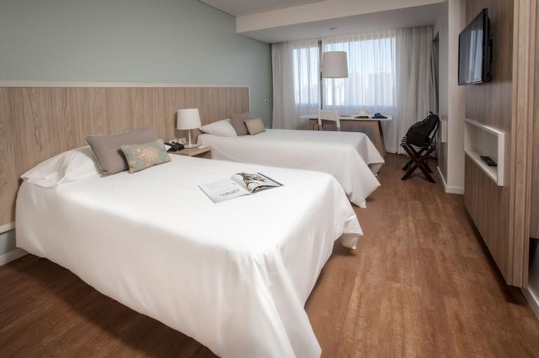 Hotel Comahue Business, Confluencia