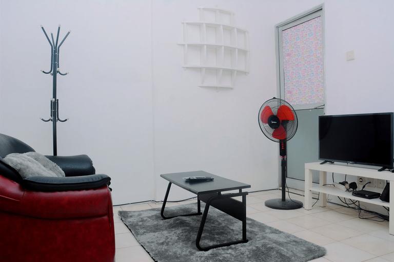 Comfortable 2BR Apartment at Mediterania Gajah Mada By Travelio (permanently closed), West Jakarta