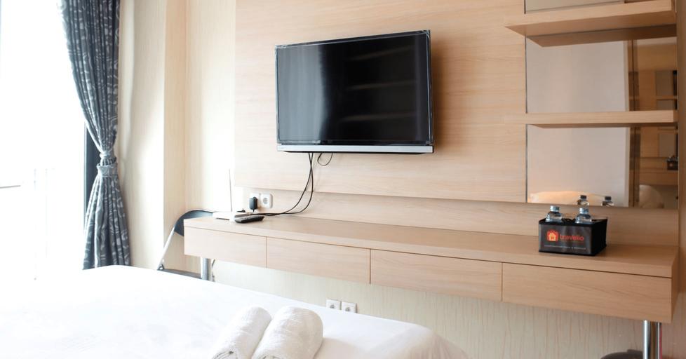 Stylish Studio Room @ Beverly Dago Apartment By Travelio, Bandung