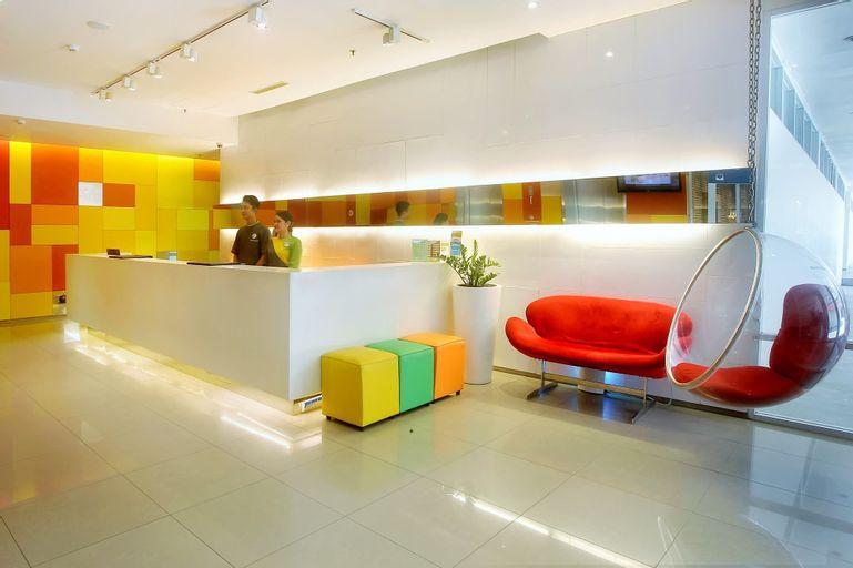 Algoritma Hotel, Palembang
