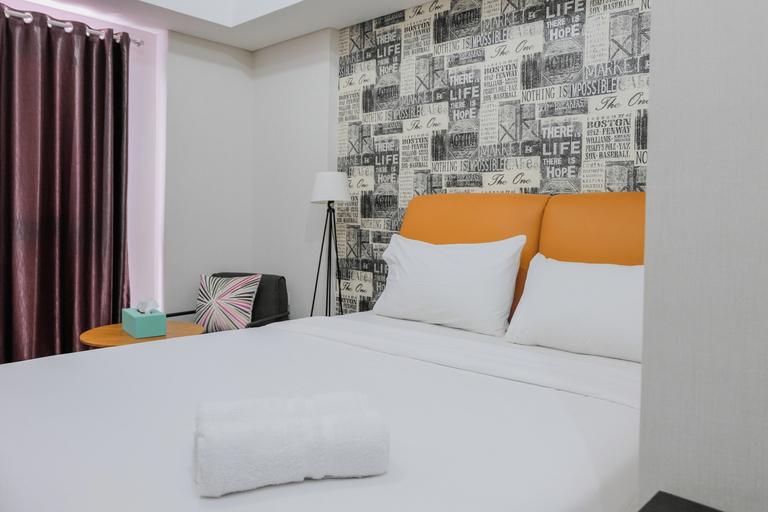 Contemporary Studio Room at Casa De Parco Apartment By Travelio, Tangerang Selatan