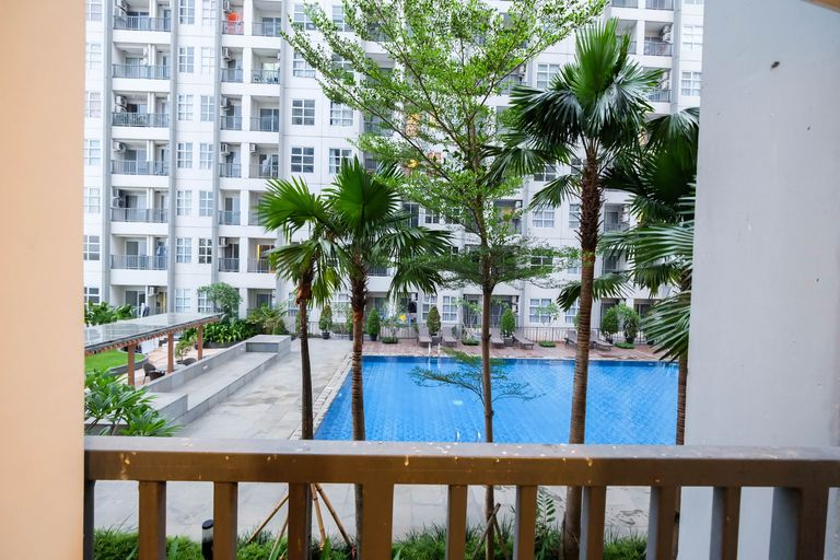 Simply Studio Saveria Apartment near ICE BSD By Travelio, Tangerang Selatan