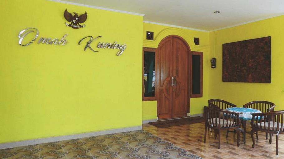 Omah Kuning Yogyakarta, Yogyakarta