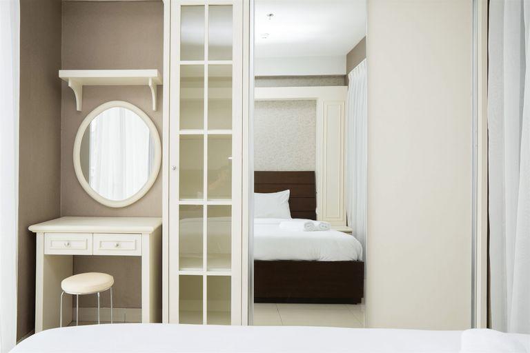 Lavish Design 1BR Dago Suites Apartment By Travelio, Bandung