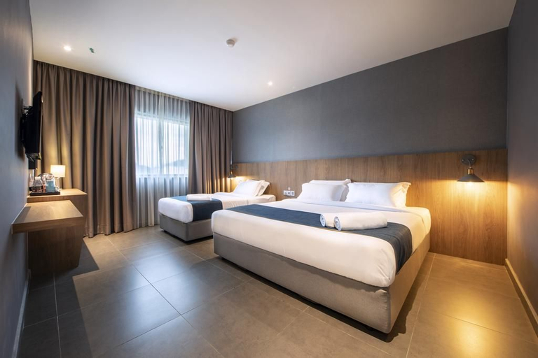 Orange Business Hotel Petaling Jaya, Kuala Lumpur