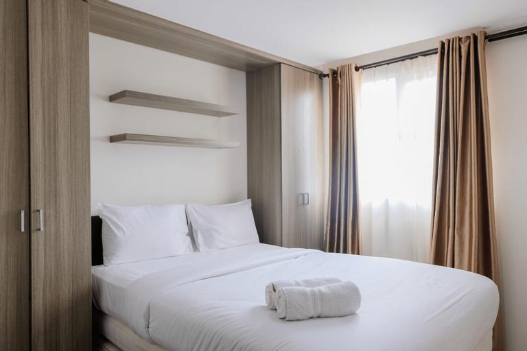 Comfy and Tranquil Studio Room Bintaro Icon Apartment By Travelio, Tangerang Selatan