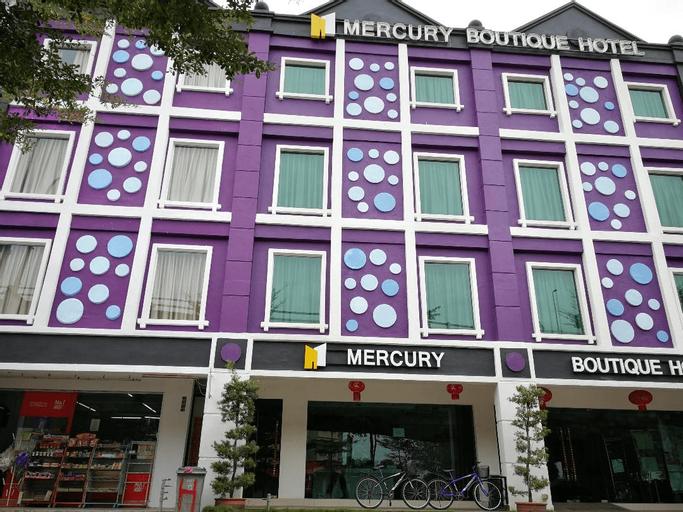Mercury Boutique Hotel, Kota Melaka