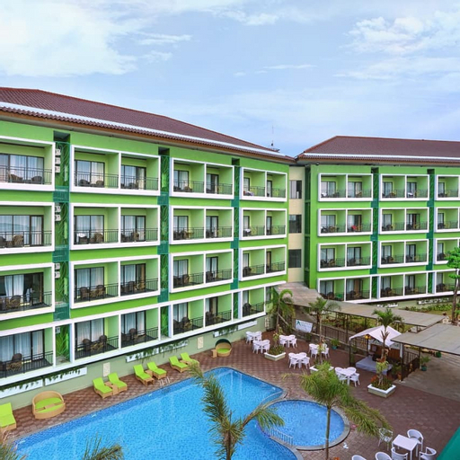The Green Peak Hotel & Convention, Bogor