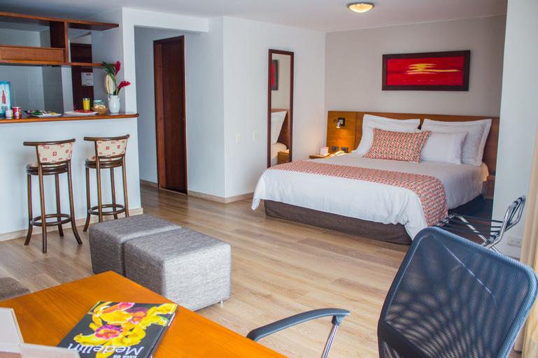 Leblón Suites Hotel, Medellín