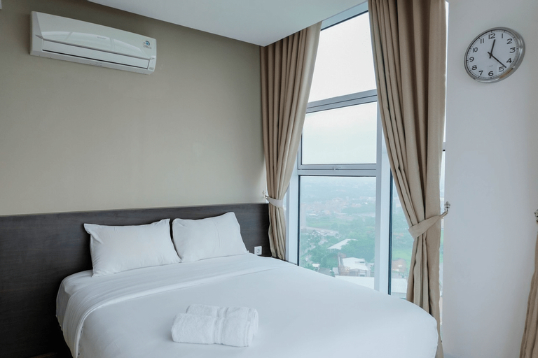 Modern and Luxurious 2BR Brooklyn Apartment By Travelio, Tangerang Selatan
