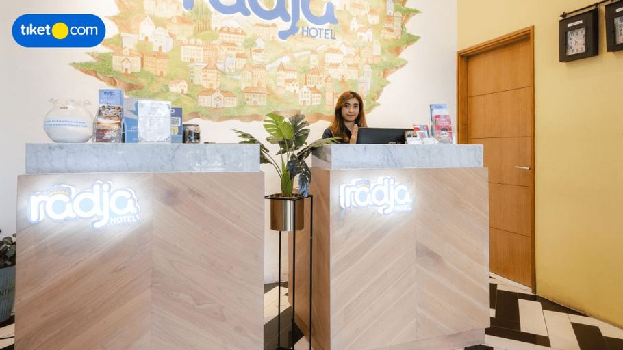 Radja Art and Boutique Hotel Simpang Lima, Semarang
