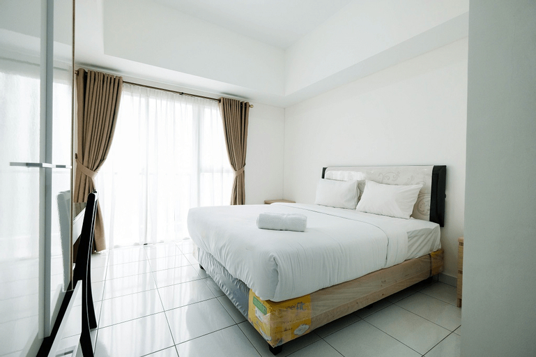 Scenic Studio Room at Casa De Parco Apartment By Travelio, Tangerang Selatan