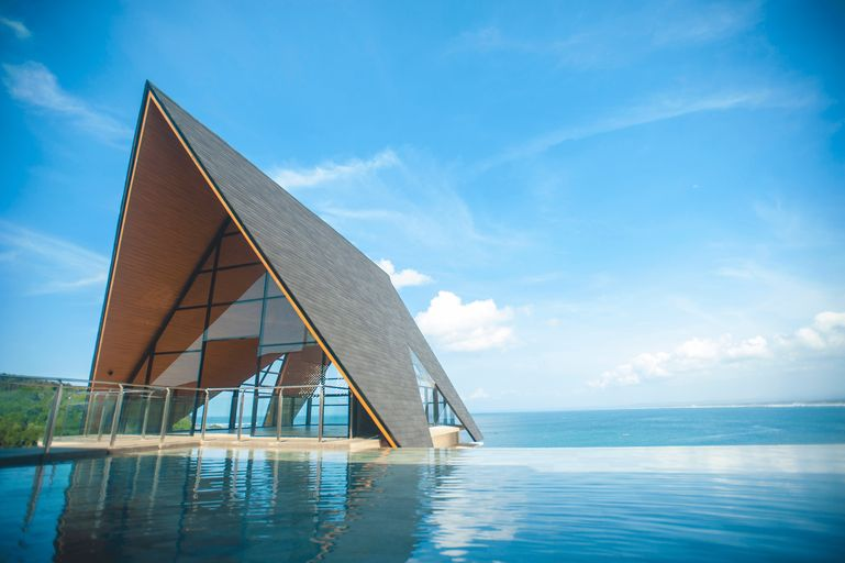 Laut Biru Resort Hotel Pangandaran, Pangandaran