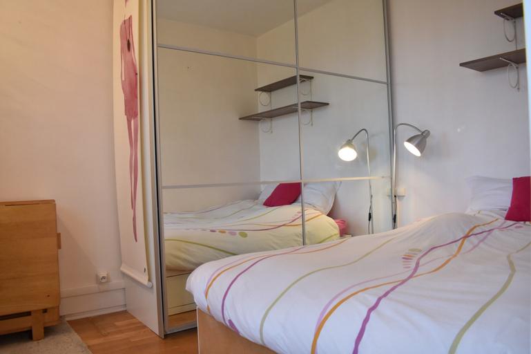 Cosy Studio Apartment in Paris 14th, Paris