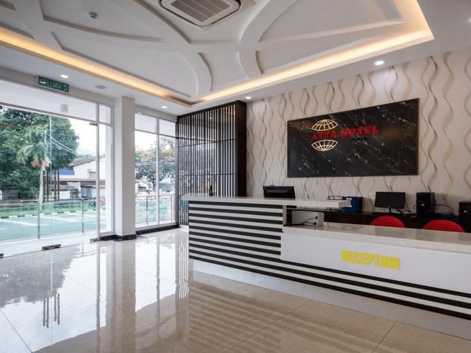OYO Capital O 89647 Atta Hotel, Pulau Penang