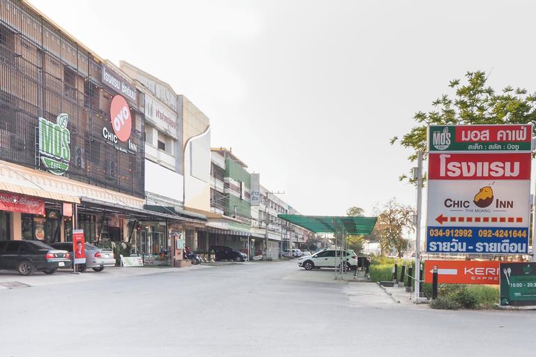 OYO 580 Chic Inn Thamuang, Tha Muang