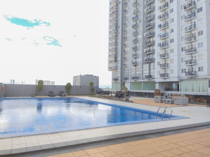 Best Location Studio Park View Condominium Apartment By Travelio, Depok