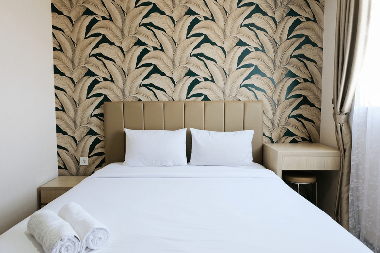 Brand New and Comfy Studio Bintaro Icon Apartment By Travelio, Tangerang Selatan