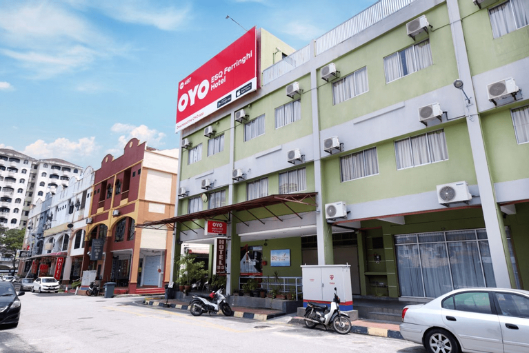 OYO 497 ESQ Ferringhi Hotel, Pulau Penang