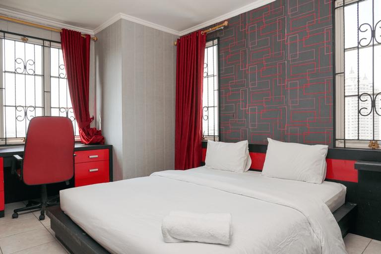 Spacious 3BR MOI Apartment Kelapa Gading By Travelio, North Jakarta