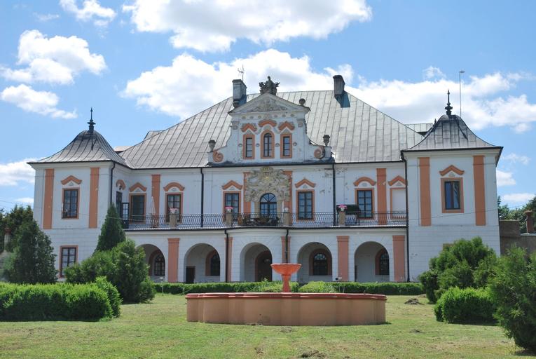 Palac w Czyzowie Szlacheckim, Sandomierz