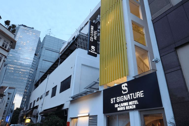 ST Signature Bugis Beach ( 8 Hours, 11PM-7AM) (SG Clean, Staycation Approved), Rochor