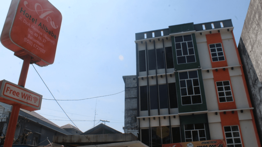 Hotel Alibaba, Banjarmasin